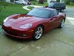2005 Corvette Z51 spd  for sale $23,000