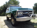 1972 GMC Jimmy  for sale $9,000