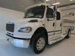 2007 Freightliner M2 106 Sport Chassis Crew Cab One Owner Cu  for sale $69,995