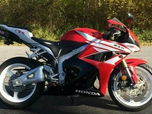 2012 Honda Cbr600rr  for sale $5,000