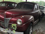 1941 Ford Super Deluxe  for sale $12,000