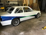 BMW E30 Track Car Project  for sale $13,500