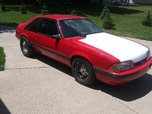 1990 Mustang Foxbody lx  for sale $20,000