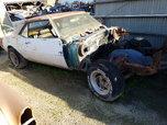 1968 Pontiac Firebird  for sale $4,000
