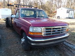 1995 F350 Ramp Truck  for sale $5,000