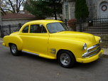 51 Chevrolet business coupe could TRADE