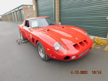1962 Ferrari 250 GTO Kit car  for sale $45,000