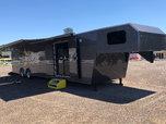 2021 Turnkey 44ft. Aluminum w/7,000lb. Axles Gooseneck Race