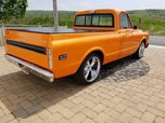 1968 Chevrolet C-10 Protouring New Resto Build