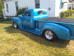 Beautiful 1950 Chevy Custom Truck