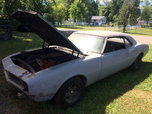 1968 Chevrolet Camaro  for sale $6,700