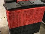 Kiwi Tile Black/Red  for sale $1,900