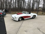 62 Corvette Roadster - all Fresh BBC/Glide