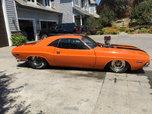 1970 Challenger Drag Car  for sale $40,000