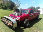 4x4 modified pulling truck   for sale $35,000