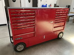 Pitbox Small Double Toolchest  for sale $3,500