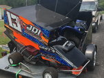 2008 QRC Mini Micro Outlaw Kart  for sale $2,300
