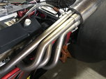 Borla upswept sbc dragster headers  for sale $500