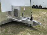 2022 32' Aluminum Stacker for Sale $60,000