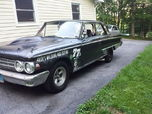 1962 Mercury Meteor  for sale $4,900