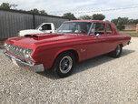 1964 max wedge Belvedere tribute car