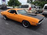 1970 Dodge Challenger resto mod, by XV motorsports