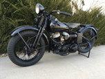 1942 Harley-Davidson WLC Solo 45 Flathead Liberator  for sale $24,000