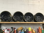 Ford racing wheels  for sale $250