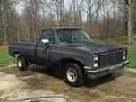 86 c10 roller project truck