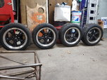 Ice & snow tires & wheels  for sale $800