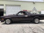 1986 Chevrolet El Camino  for sale $15,000