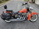 2012 Harley Heritage 2K Miles    for sale $9,700