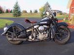 1949 Harley Davidson FL  for sale $27,000