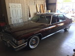 1974 Cadillac                                           DeVille  for sale $29,000