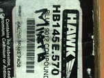 Hawk Performance Racing Brake Pads   for sale $85