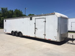 32ft Haulmark Race trailer w/ rampovers  for sale $7,800