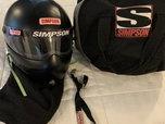 Simpson Race Helmet- Bandit Drag  for sale $400