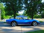1973 Corvette Stingray Convertible  for sale $39,950
