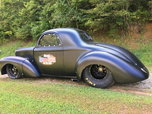 1941 Willys Nostalgia drag or hotrod