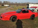 Camaro Drag Car 7.60 in 1/8 mile turn Key $5600