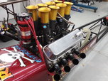 BBC crower stack fuel injection   for sale $3,000