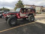 1966 Jeepster Commando Rock Crawler  for sale $27,000