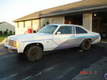 77 Pontiac Ventura  for sale $3,600