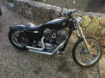 Harley sportster 1200 very clean  for sale $5,500
