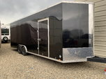 24 Foot Enclosed car trailer  for sale $15,000