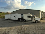 1992 Freightliner toterhome and 44' encloses traile  for sale $50,000