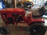 Wheel horse garden tractor  for sale $600