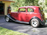 1933 ford vicky   trade