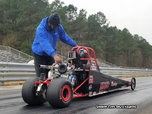 Jr dragster 19 inch cage  for sale $7,000