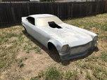 Pisano Matsubara 75 Vega Funny Car Body  for sale $15,000